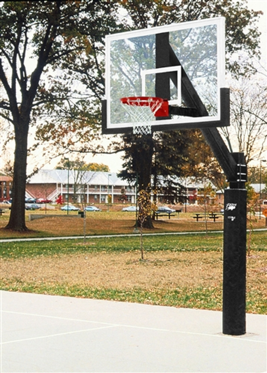 Ultimate Polycarbonate Basketball System