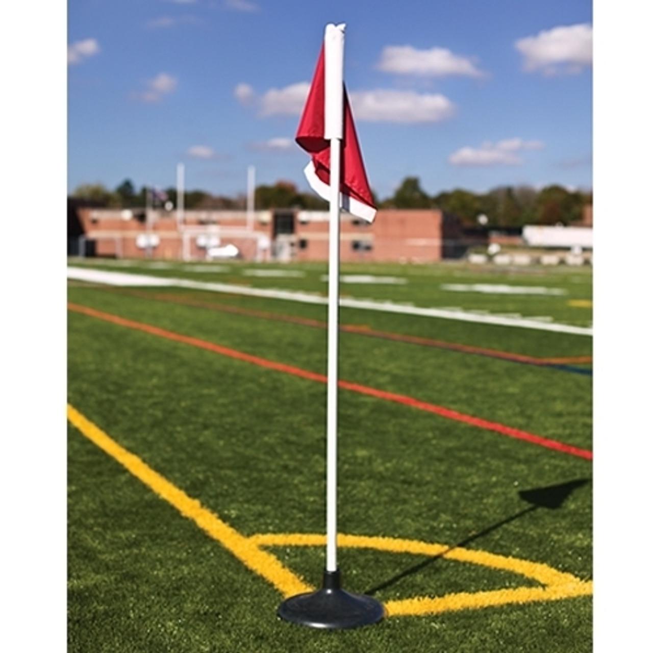 Soccer Field Corner Flags