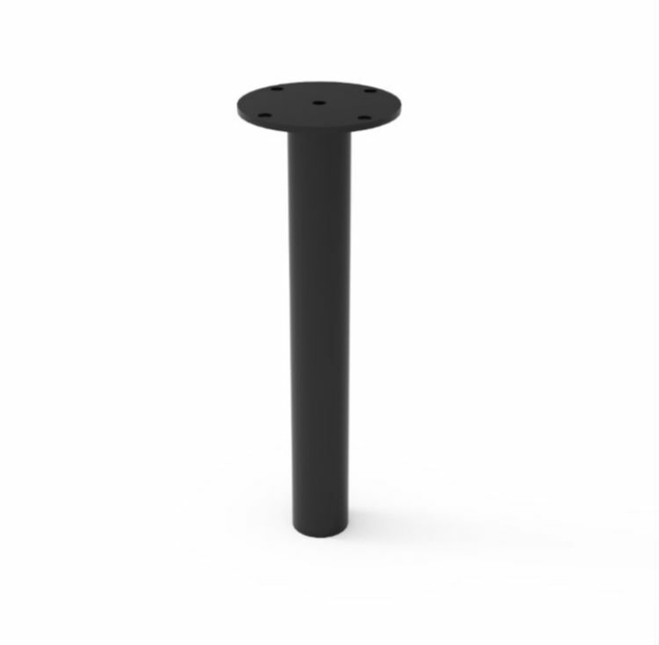 Inground Mount for 32 Gallon Trash Cans