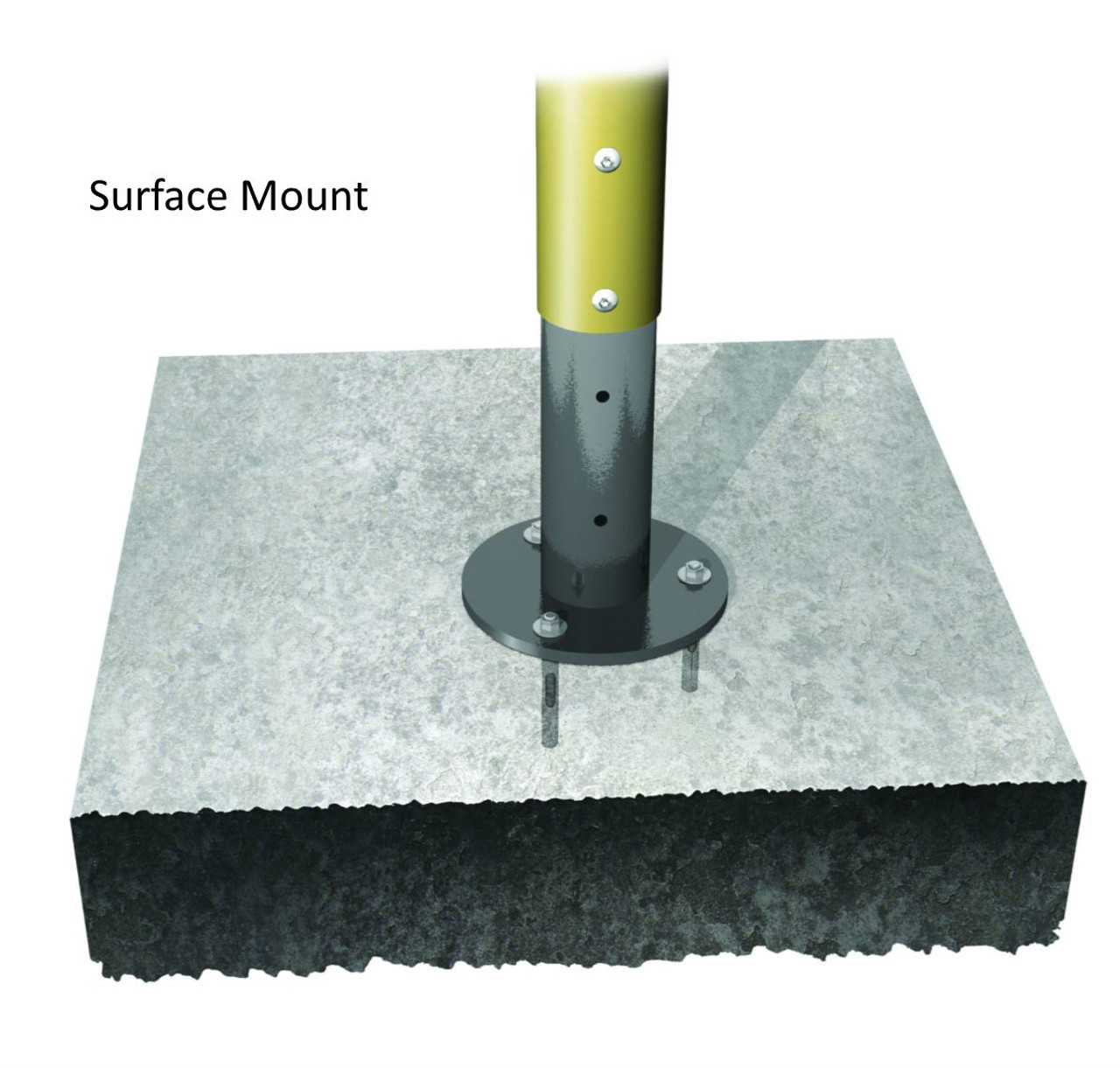 UltraPlay Surface Mounting
