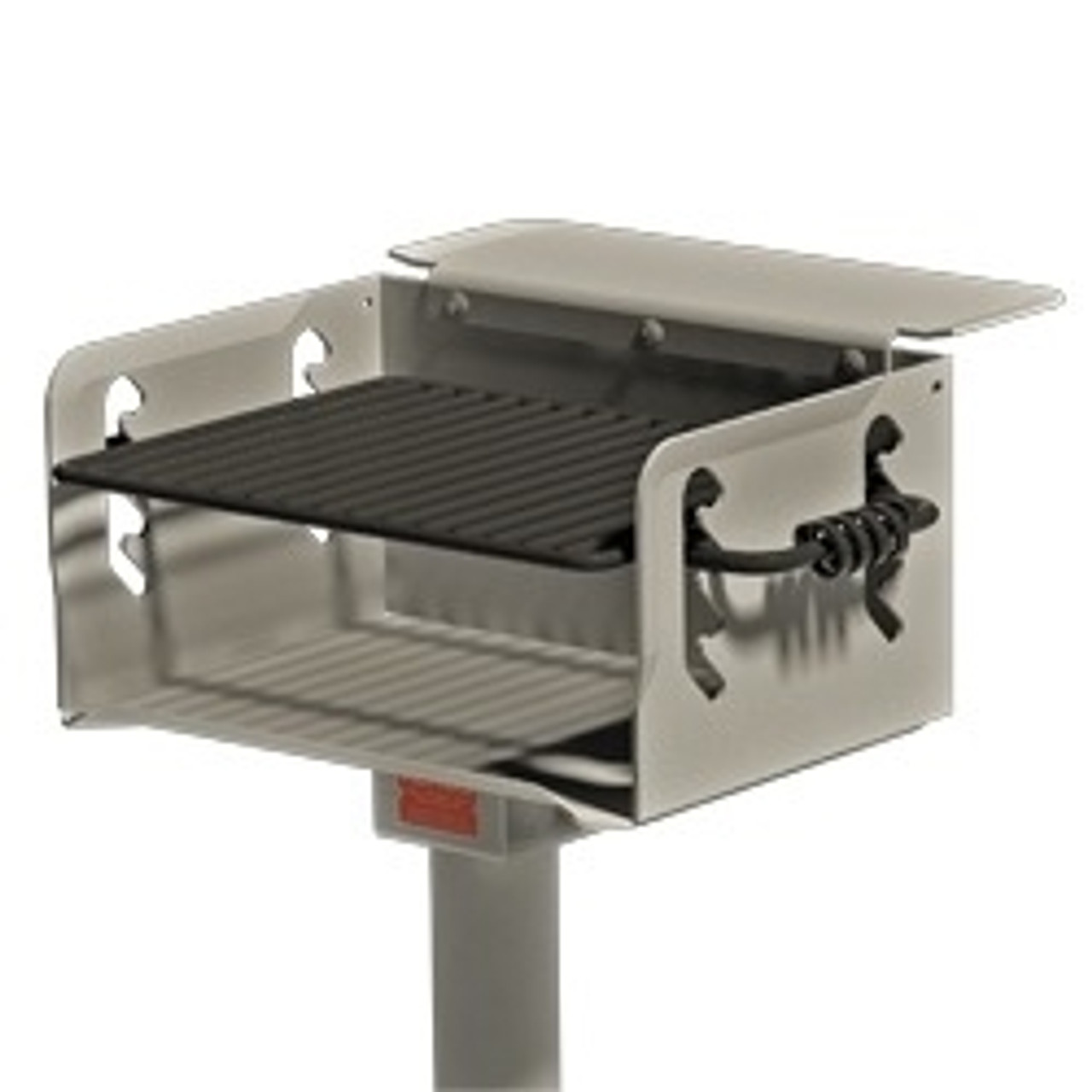 300 sq in Stainless Steel camp grill