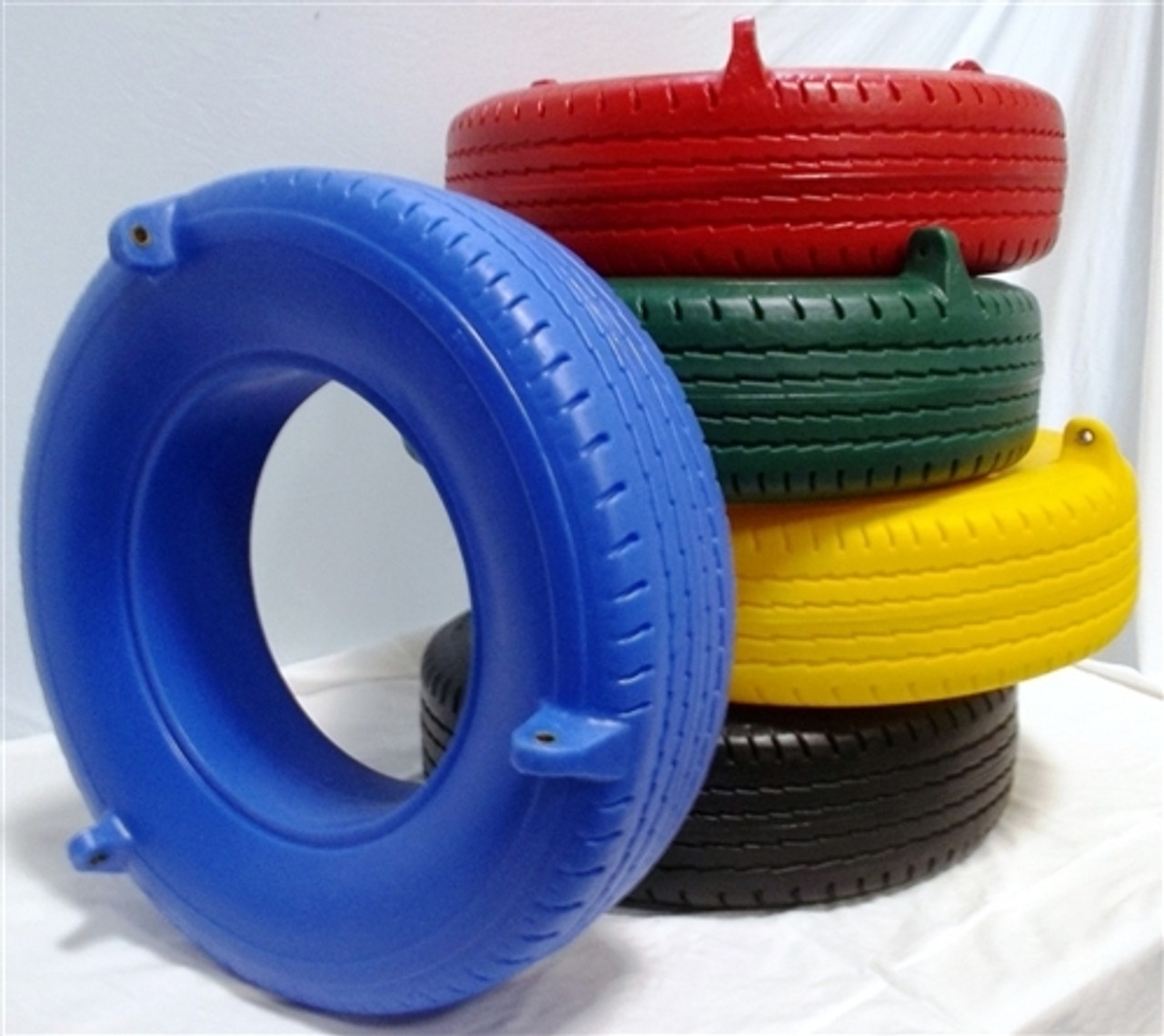 Roto-Molded Tire Swing