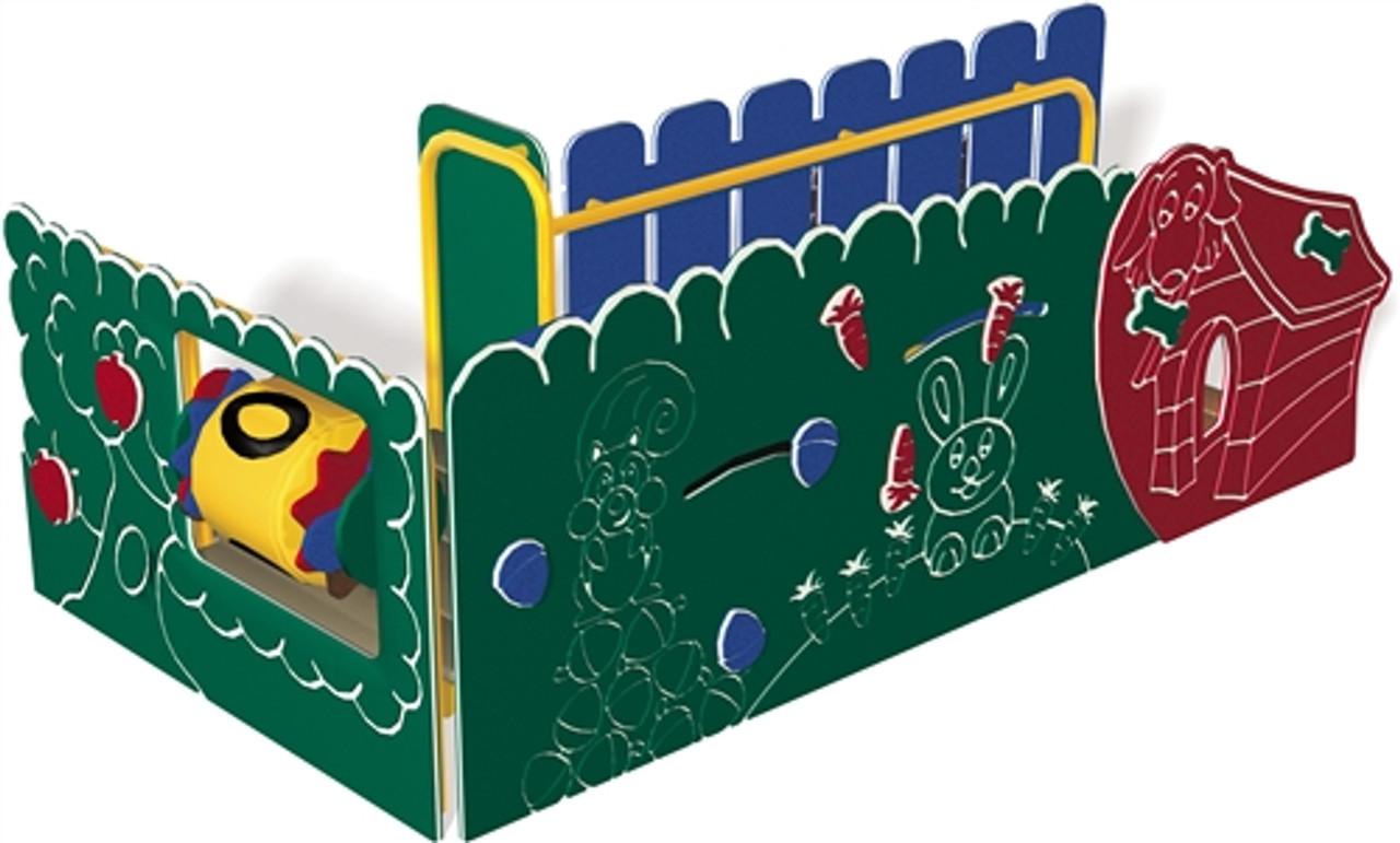 The Big Outdoors Toddler Play Set