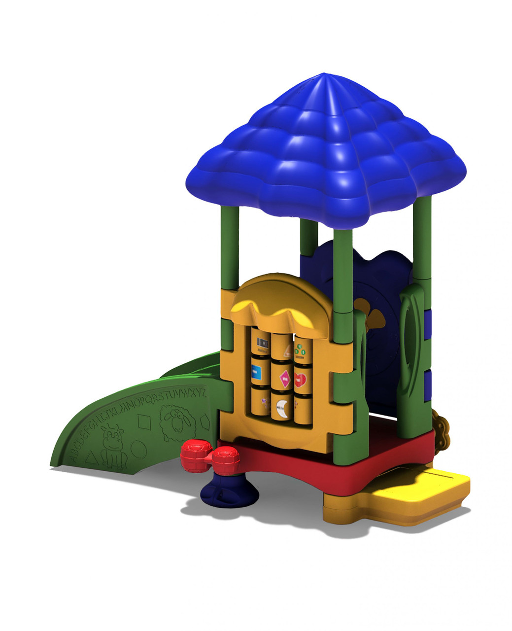 Outdoor Commercial Playset