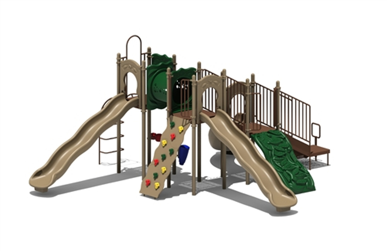 Boulder Point Outdoor Playset