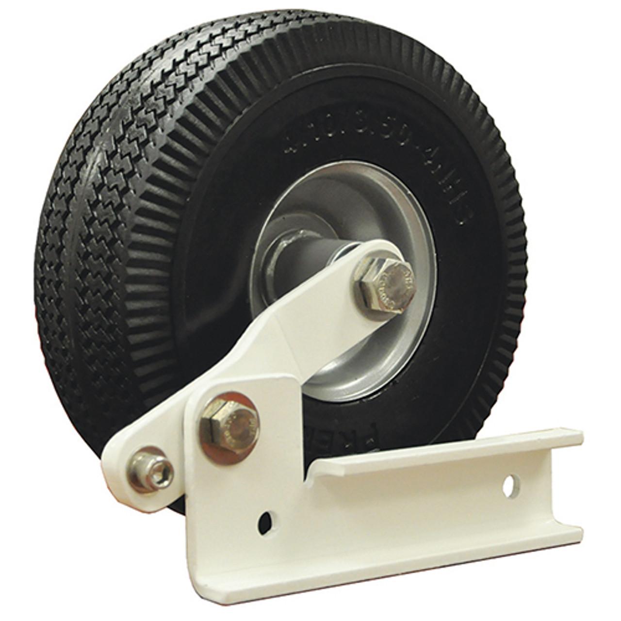 Soccer frame wheel kit
