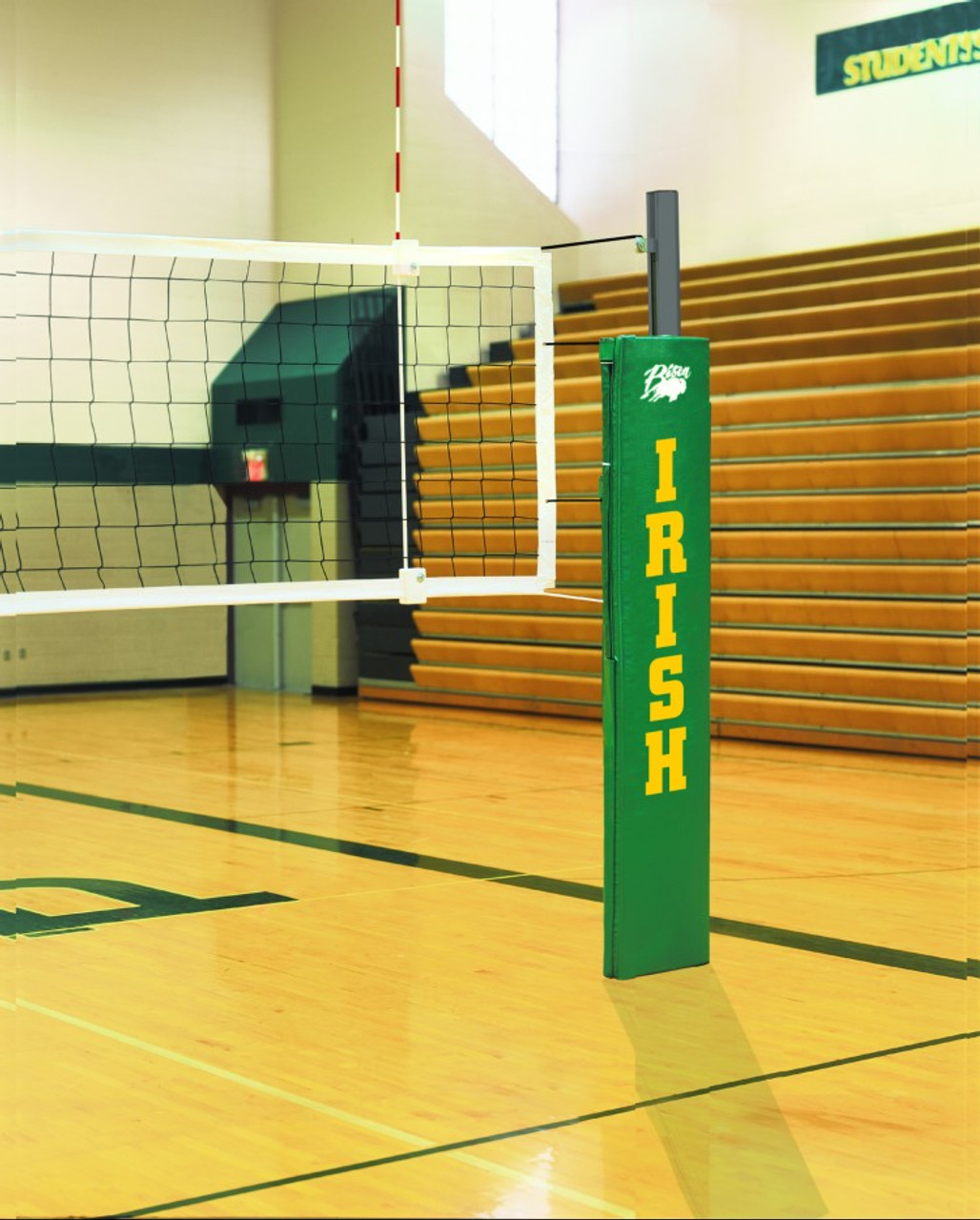 Match Point Aluminum Indoor Volleyball System