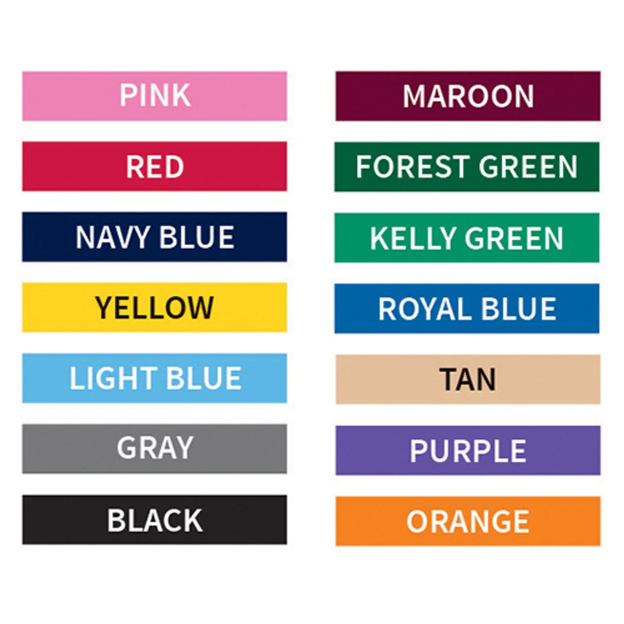 Padding Colors