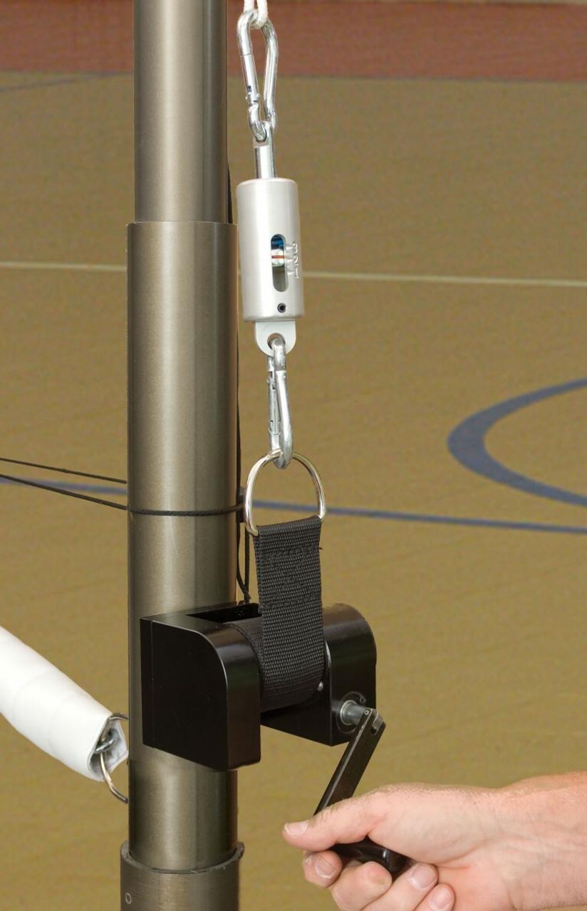 Volleyball Net Tensioner