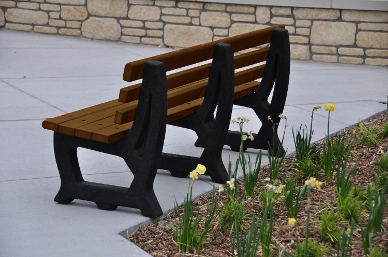 4' Brooklyn Park Bench
