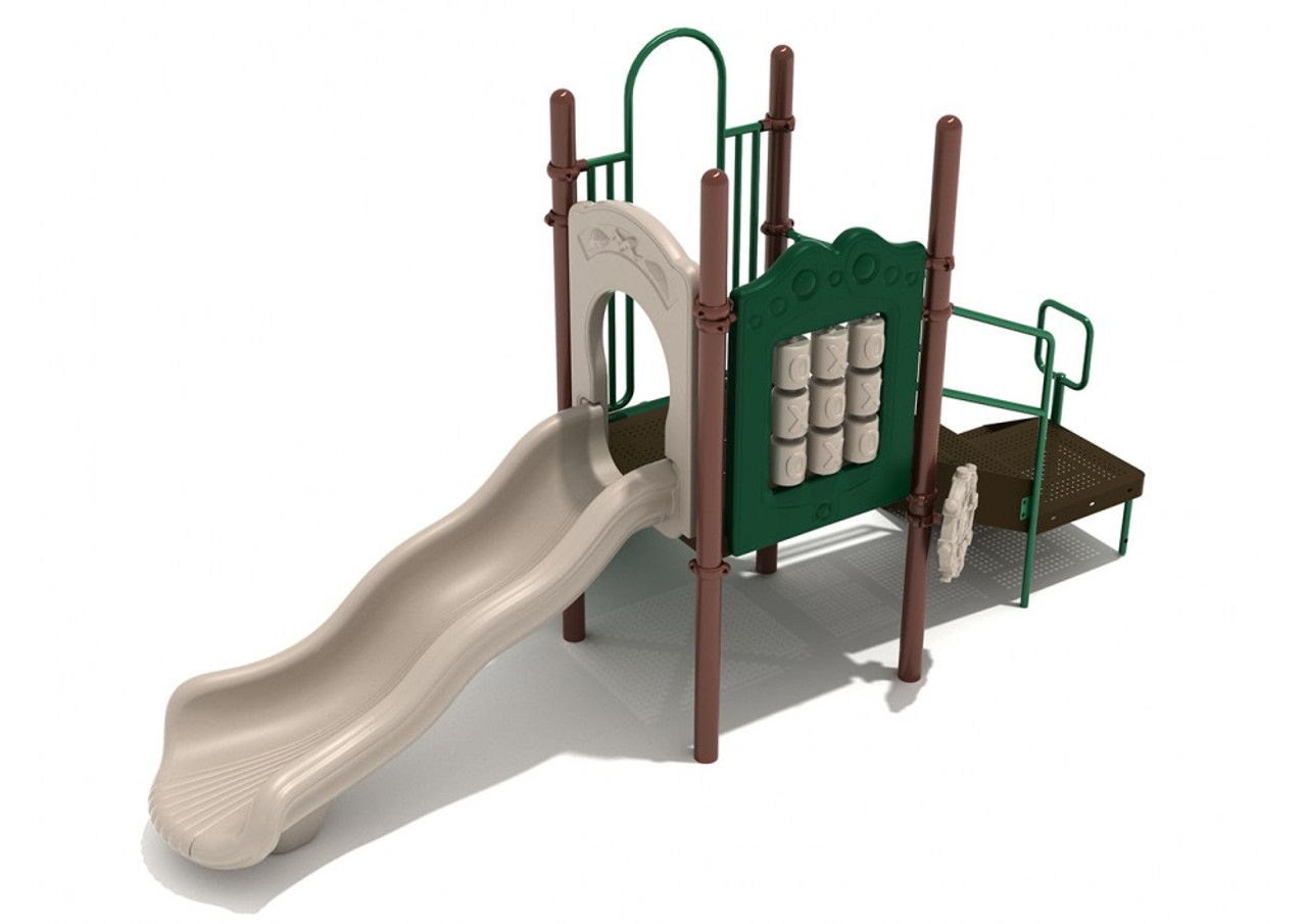 Patriot's Point Playset, Natural Colors