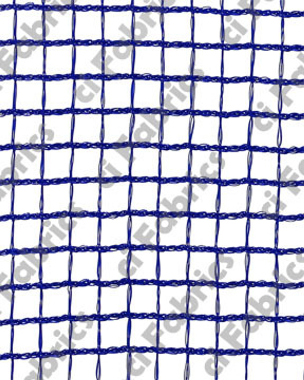 """Snow, Event and Debris Netting 66"""" x 150' - Blue"""