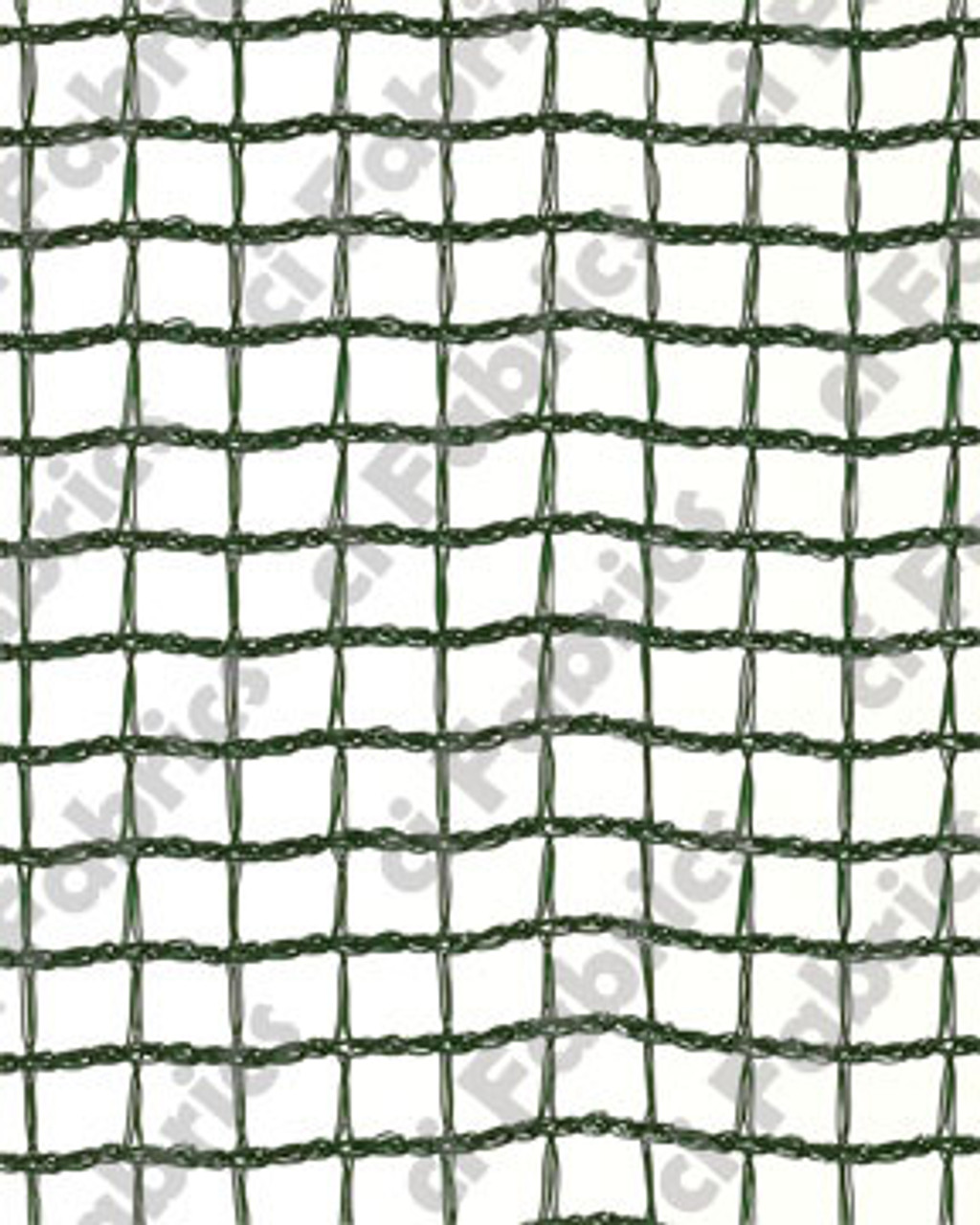 """Snow, Event and Debris Netting 66"""" x 150' Green"""