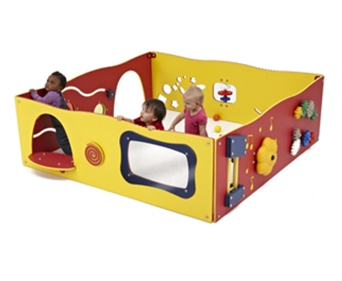 Learn-a-Lot Four Panel Play Set