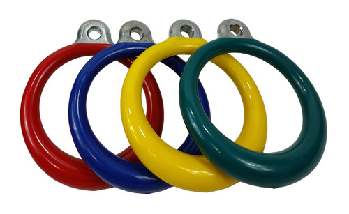"Trapeze Ring Coated 6"" OD"