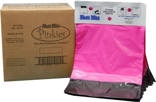 Mutt Mitt Carton of 2 Ply Dog Wast Bags
