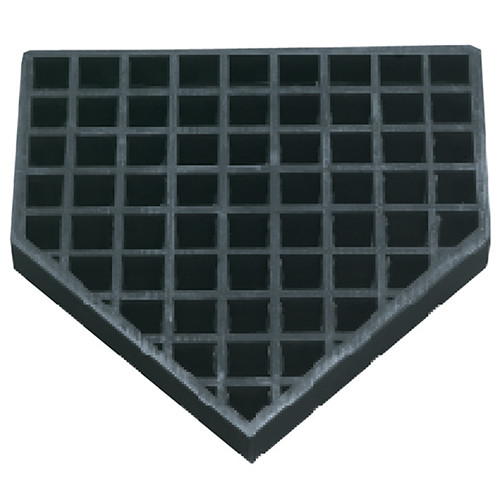 Bury - All Rubber Home Plate