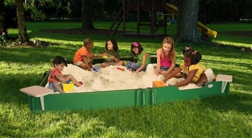 Sandlock Sand Box 10 x 10
