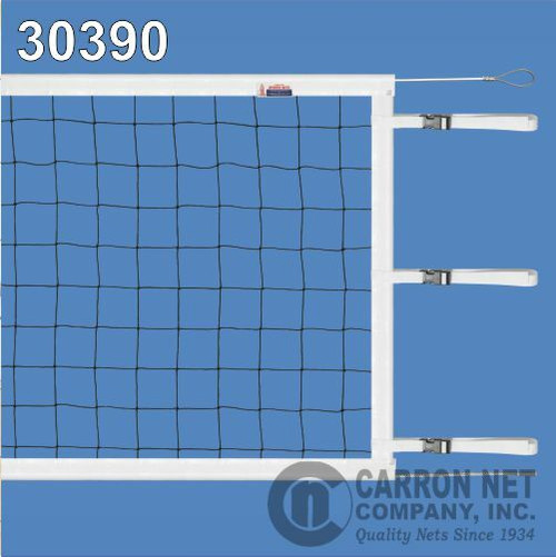 Volleyball Side Net Tension Straps - Set of 3