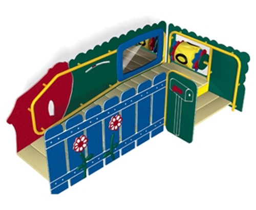 The Big Outdoors Toddler Play Set