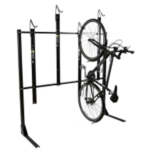 Wall Mount - 4 Bike Parking Rack