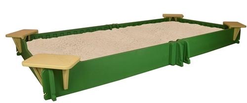 5 x 10 Sandlock Sandbox