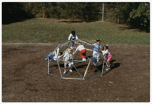 Geodesic Climbing Dome