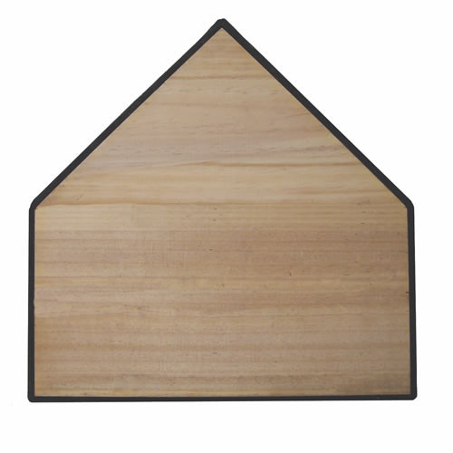 Wood Filled Home Plate