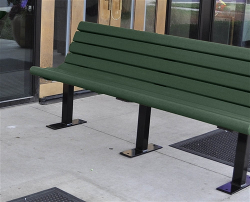 6' Jameson Park Bench