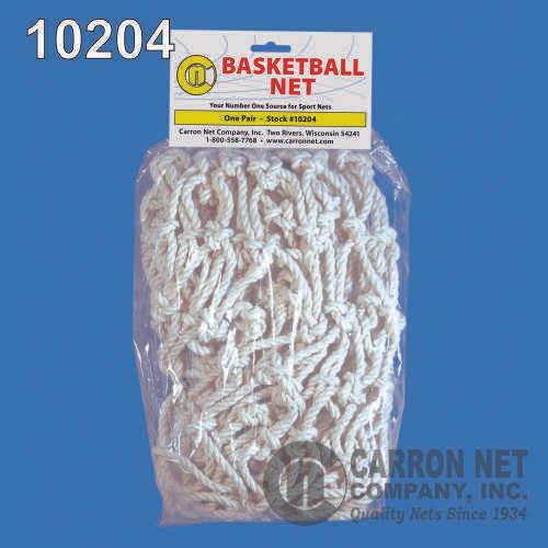 Flight Control Extra Strong #144 Cotton Basketball Net