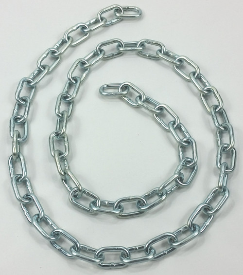 "3/16"" Trivalent Swing Chain 250'"