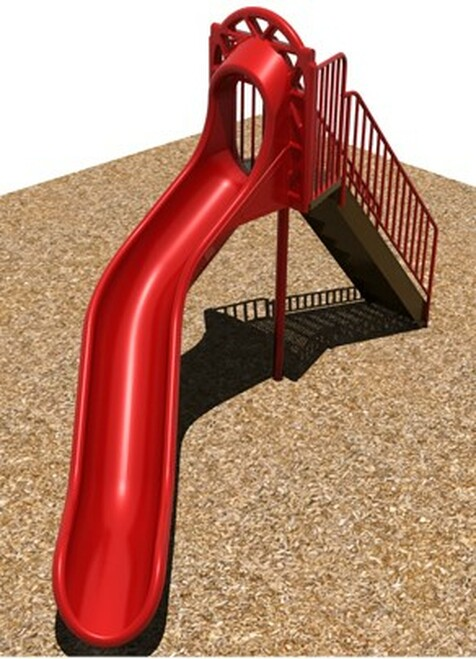 Playground Slides Equipment