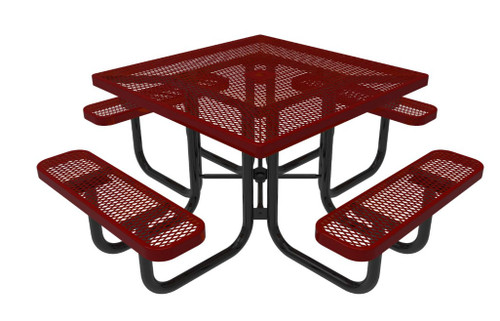 "46"" Square Picnic Table"