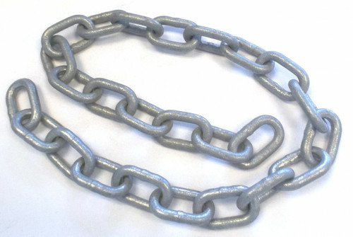 "5/16"" Silver Shield Swing Chain"