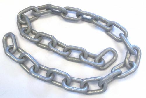 """5/16"""" Silver Shield Swing Chain"""