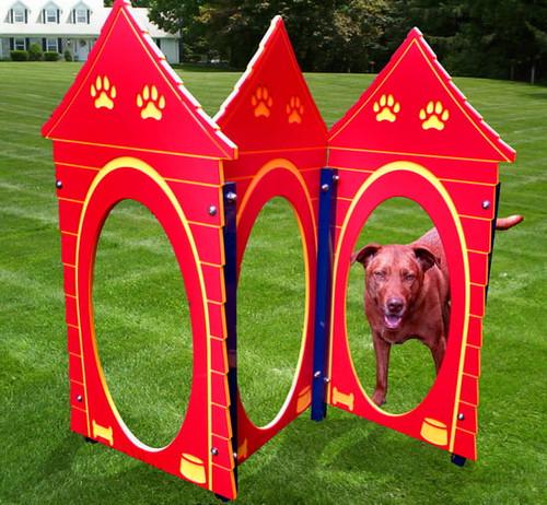 Dog House Run