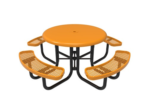 """46"""" Round Picnic Table 