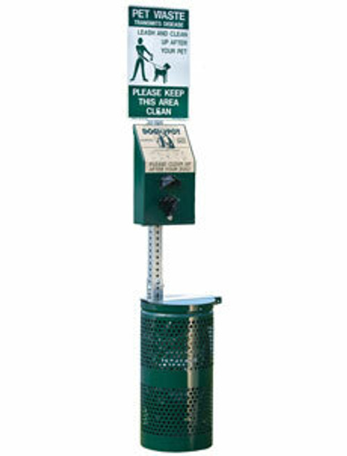 Dogipot Aluminum Pet Station
