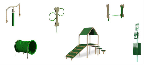 Bow Wow Dog Park Kit