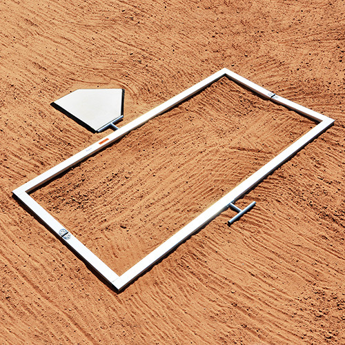 Batter's Box Template