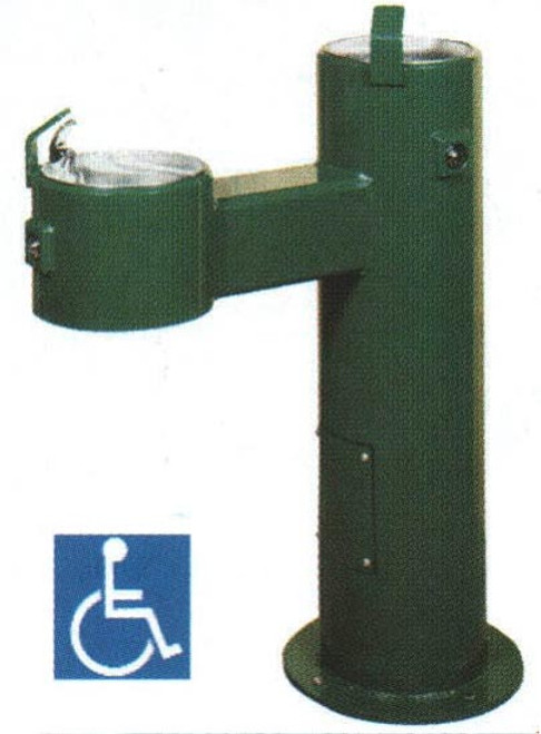 Dual Level ADA Drinking Fountain