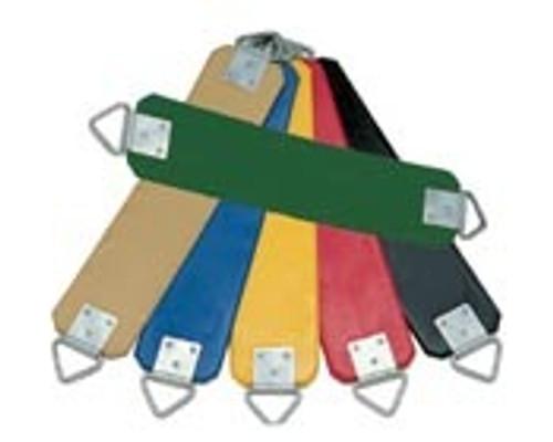 copolymer belt swing seat