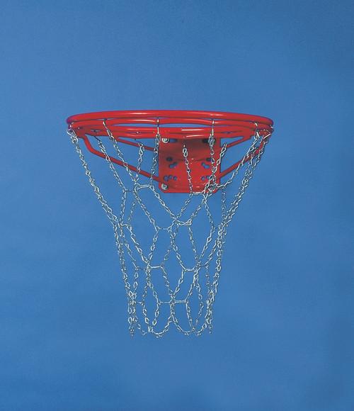 Standard steel chain basketball net
