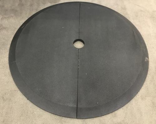 6' Circular Wear Mat - 2 Pieces