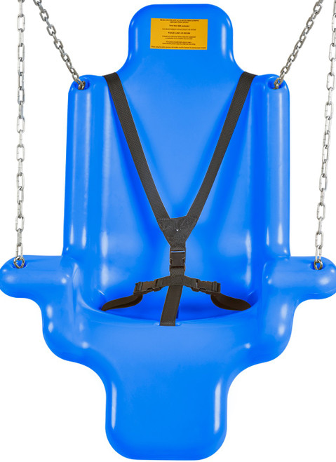 Adaptive Swing Seat _ Blue