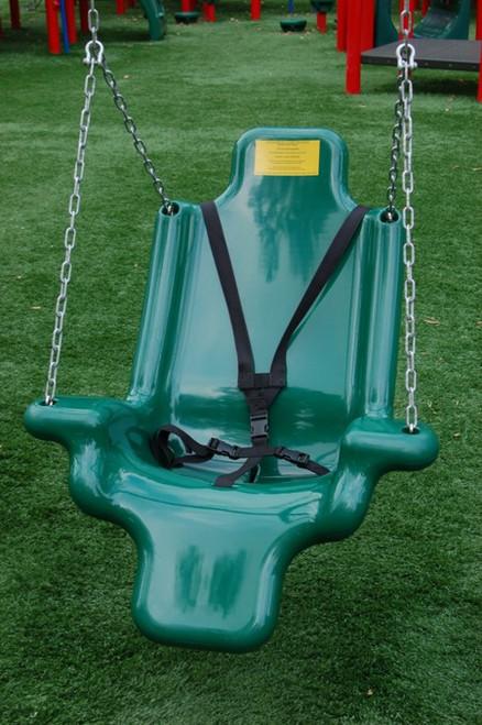 Adaptive Swing Seat_Green