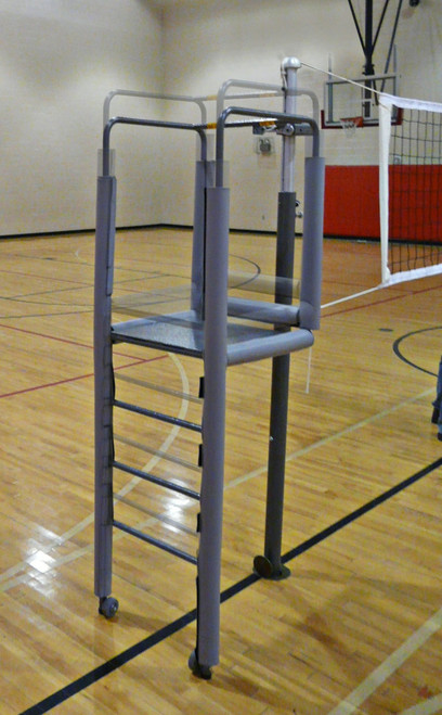 Adjustable Volleyball Officials Stand