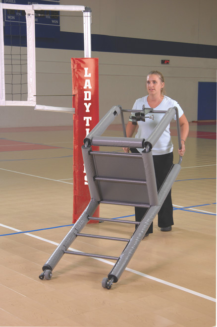 Portable Adjustable Volleyball Officials Stand
