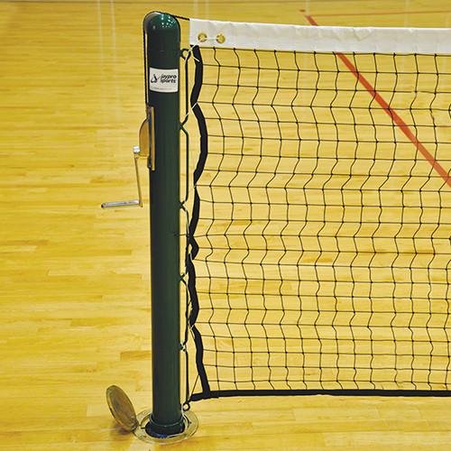 """3"""" Indoor Tennis Posts"""