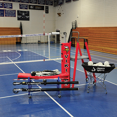 JayPro PVB-5PGKDE Deluxe Volley Ball Package
